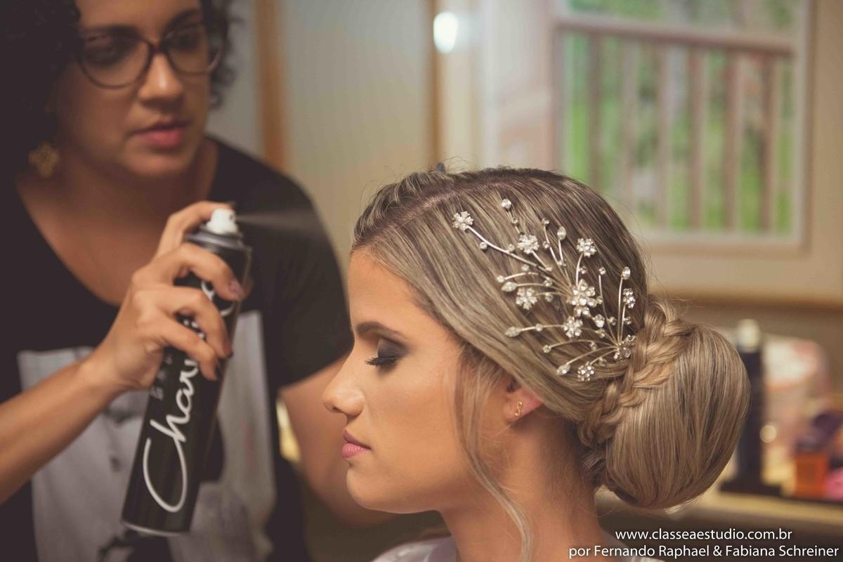 maquiagem de casamento