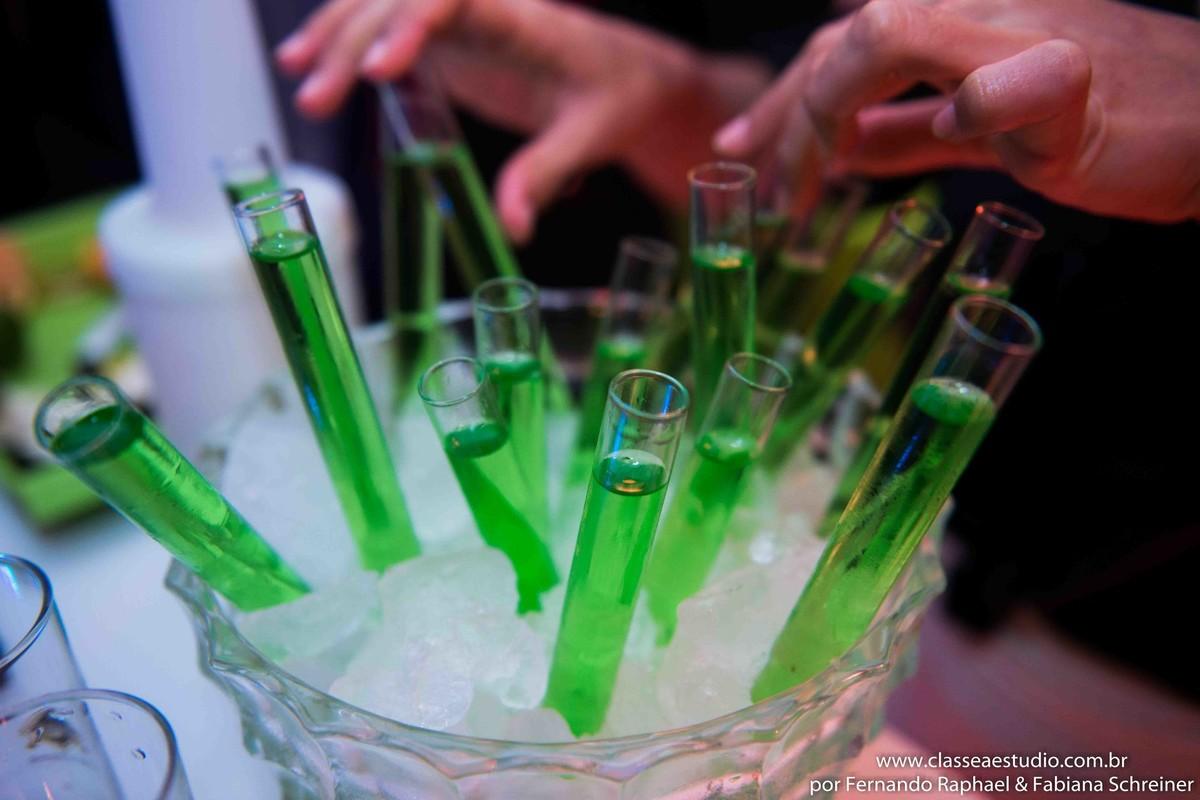 drinks de casamento