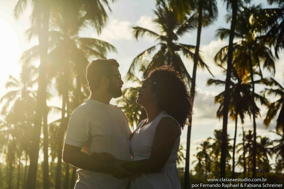 Pré-wedding de casal no paiva