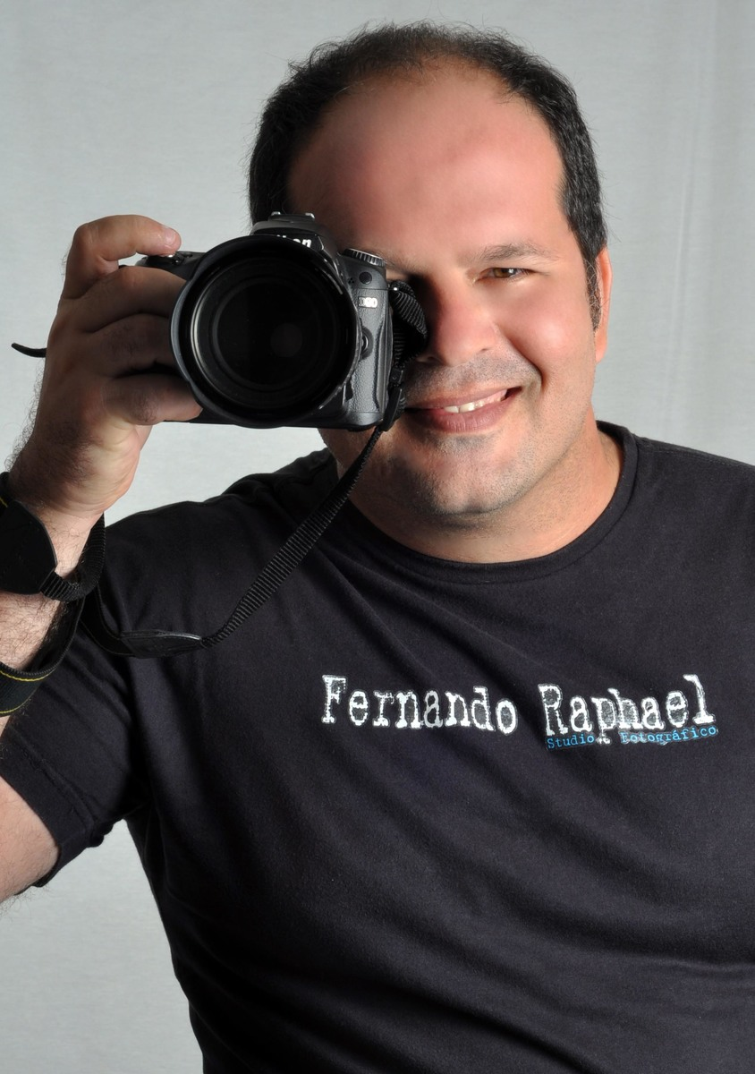 Fotógrafo profissional Fernando Raphael