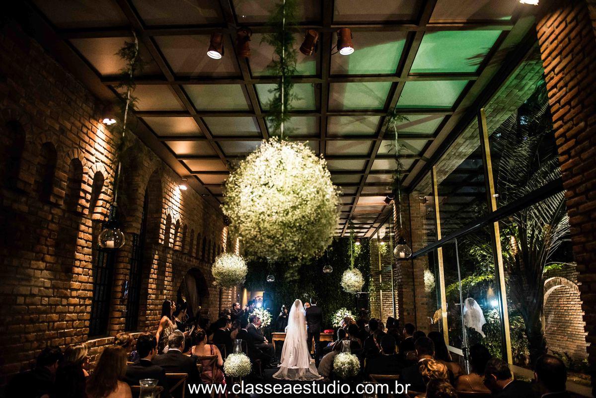 Decoração de casamento em Recife