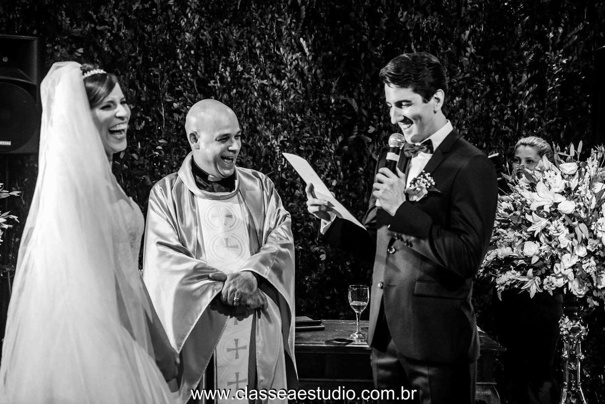 Celebrante de casamento em Recife