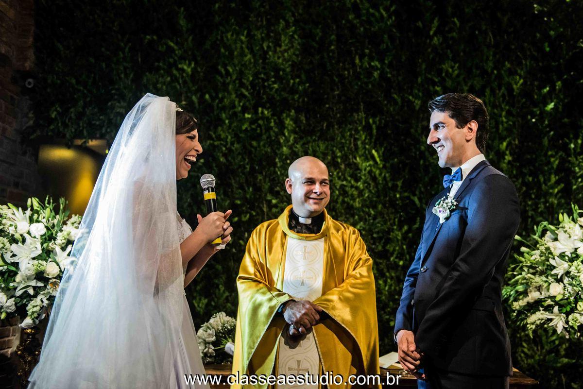 Cerimonia de casamento em Recife