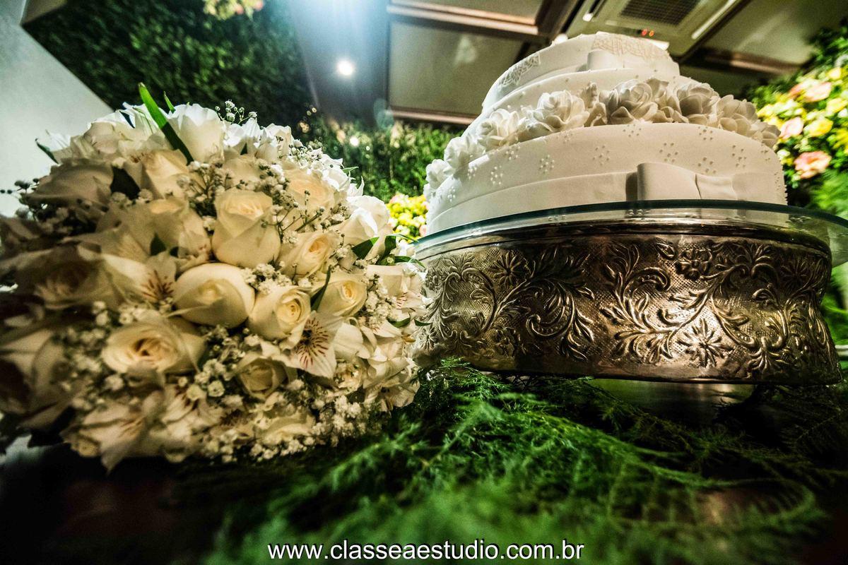 Bolo de casamento em Recife