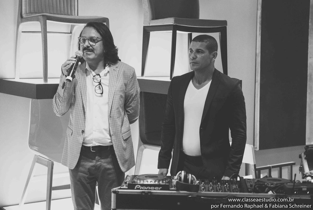 Augusto Werner e DJ Gulliver