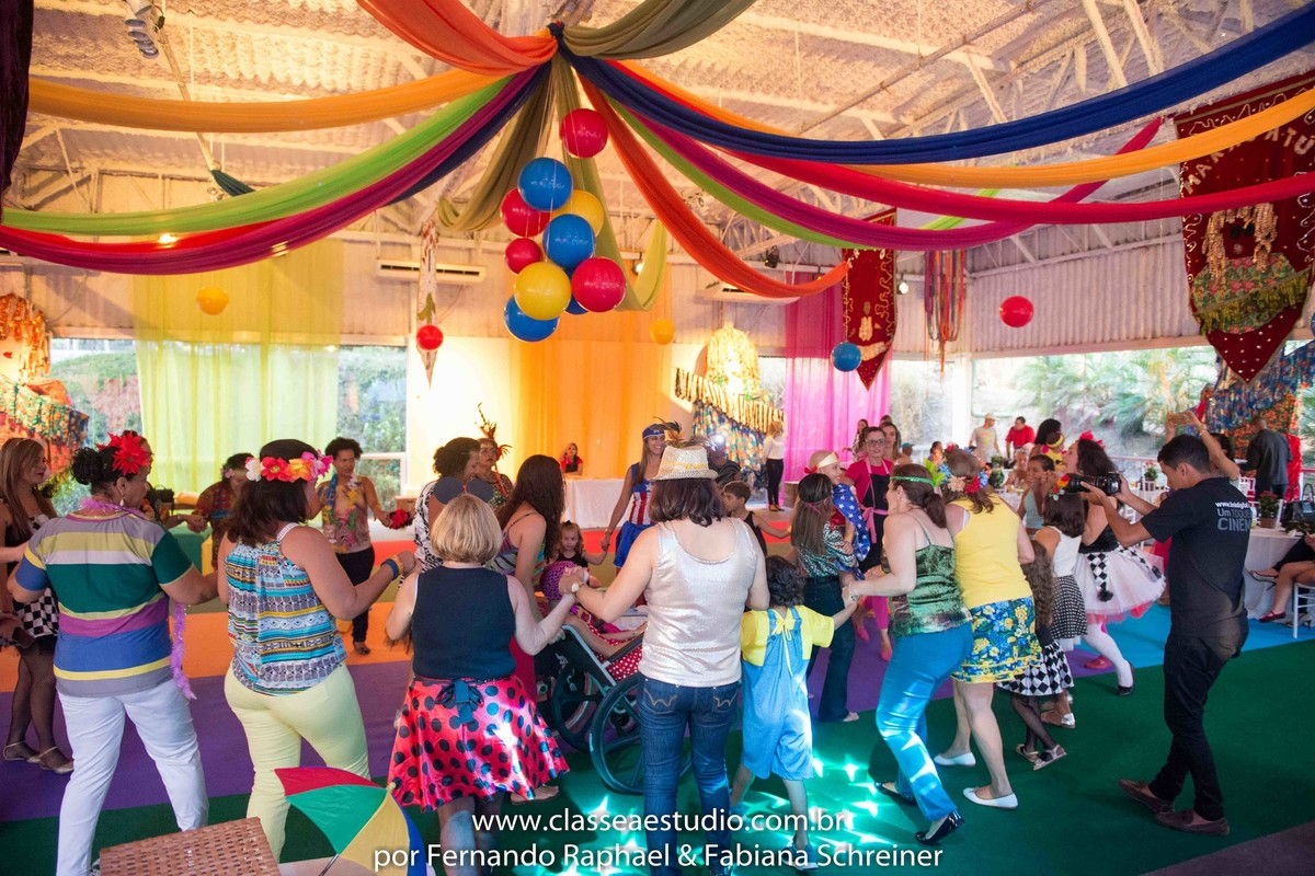 baile de carnaval do hospital do cancer