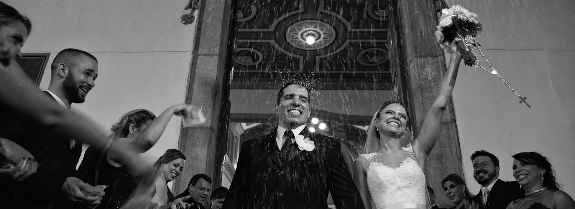 Casamento de Renata & Renato em N.S. Desterro - Bistrô 160 - Rio de Janeiro - RJ