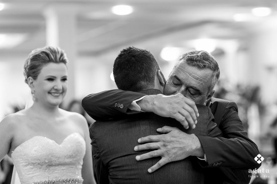 Abraço do sogro