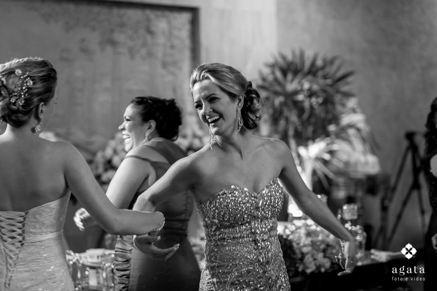 Dança coreografada dos noivos
