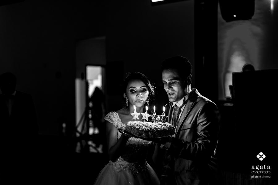 Aniversário do noivo no dia do seu casamento