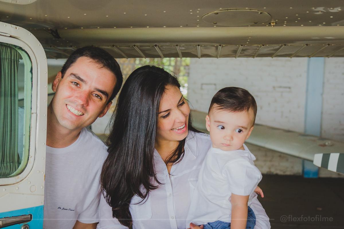 Foto de Ensaio Família Felipe