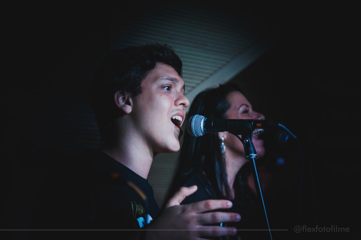 Foto de Lançamento CD Monalisa