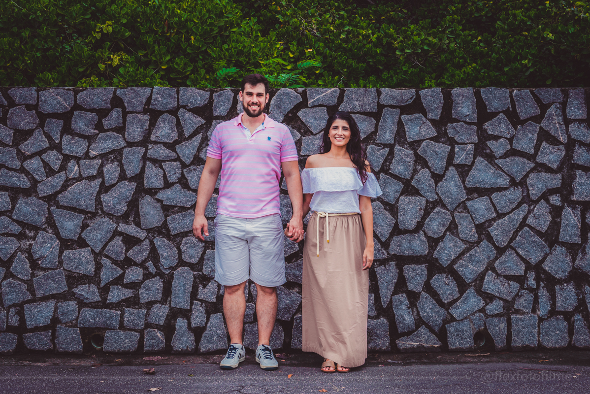 Foto de Ensaio Pré Ingrid e Aldo Neto