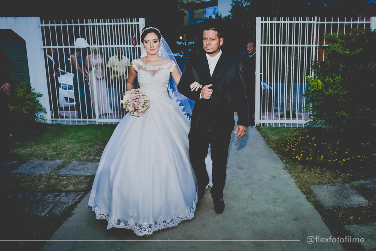 Foto de Karine e Lucas