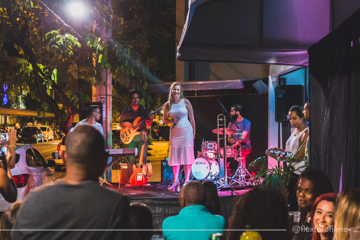 Foto de Inauguração Escola de Música Som e Art