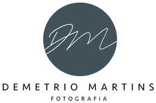 Logotipo de Demetrio Martins Neto