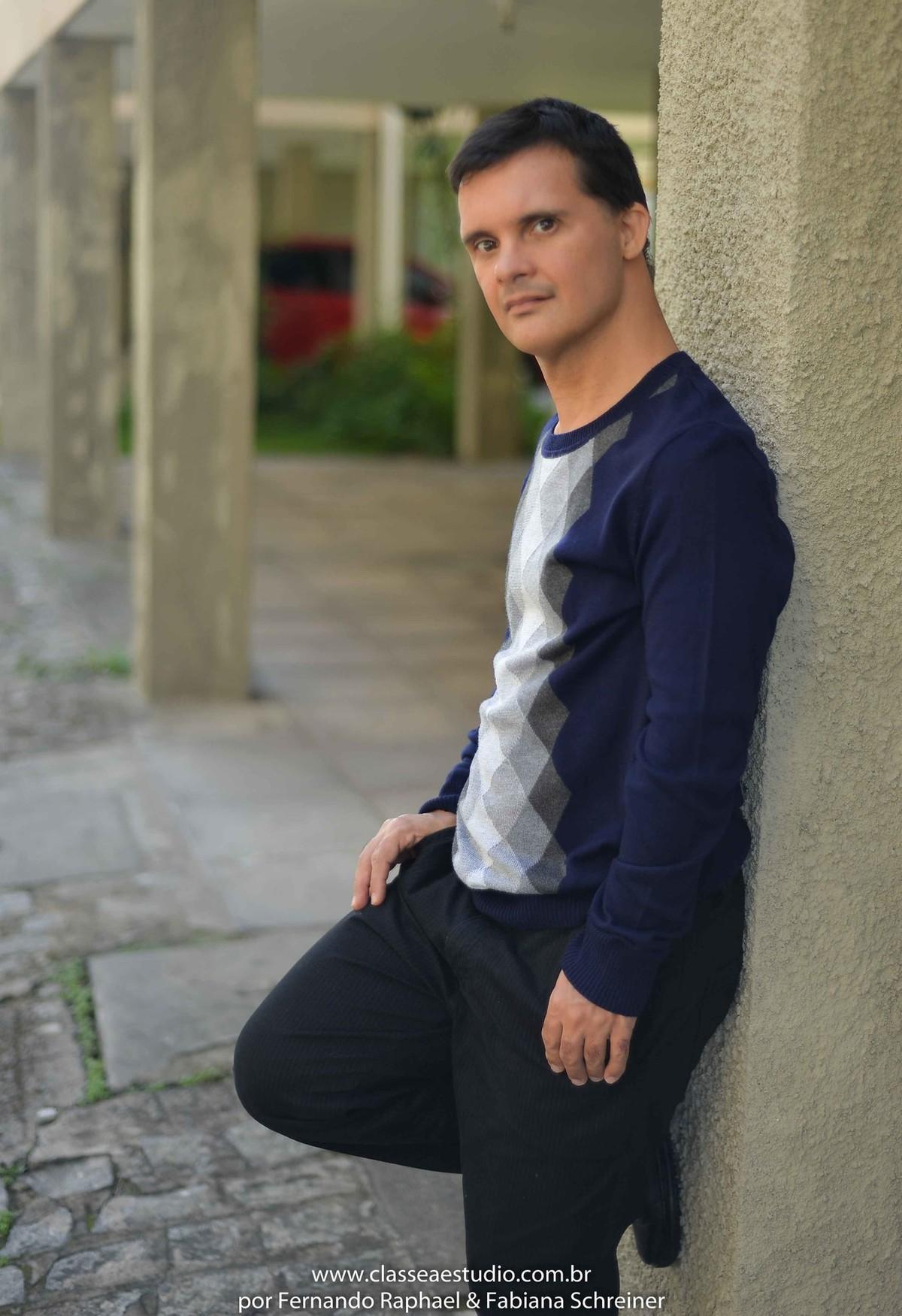 Foto de Elenco de Modelos Especiais Masculinos