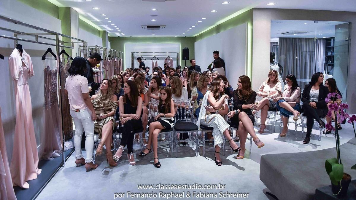 palestra de moda