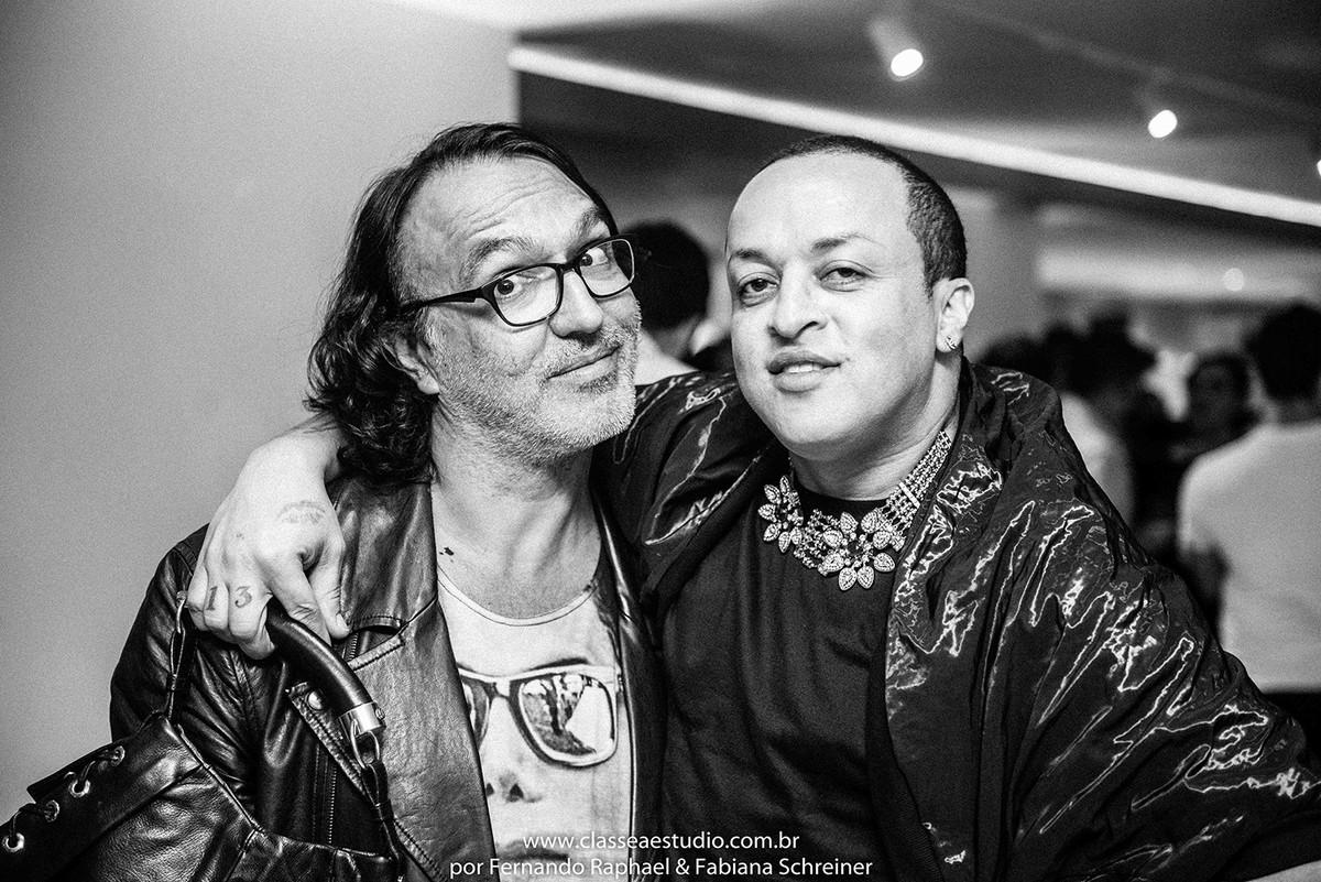 Walerio Araujo e Nestor Madenes