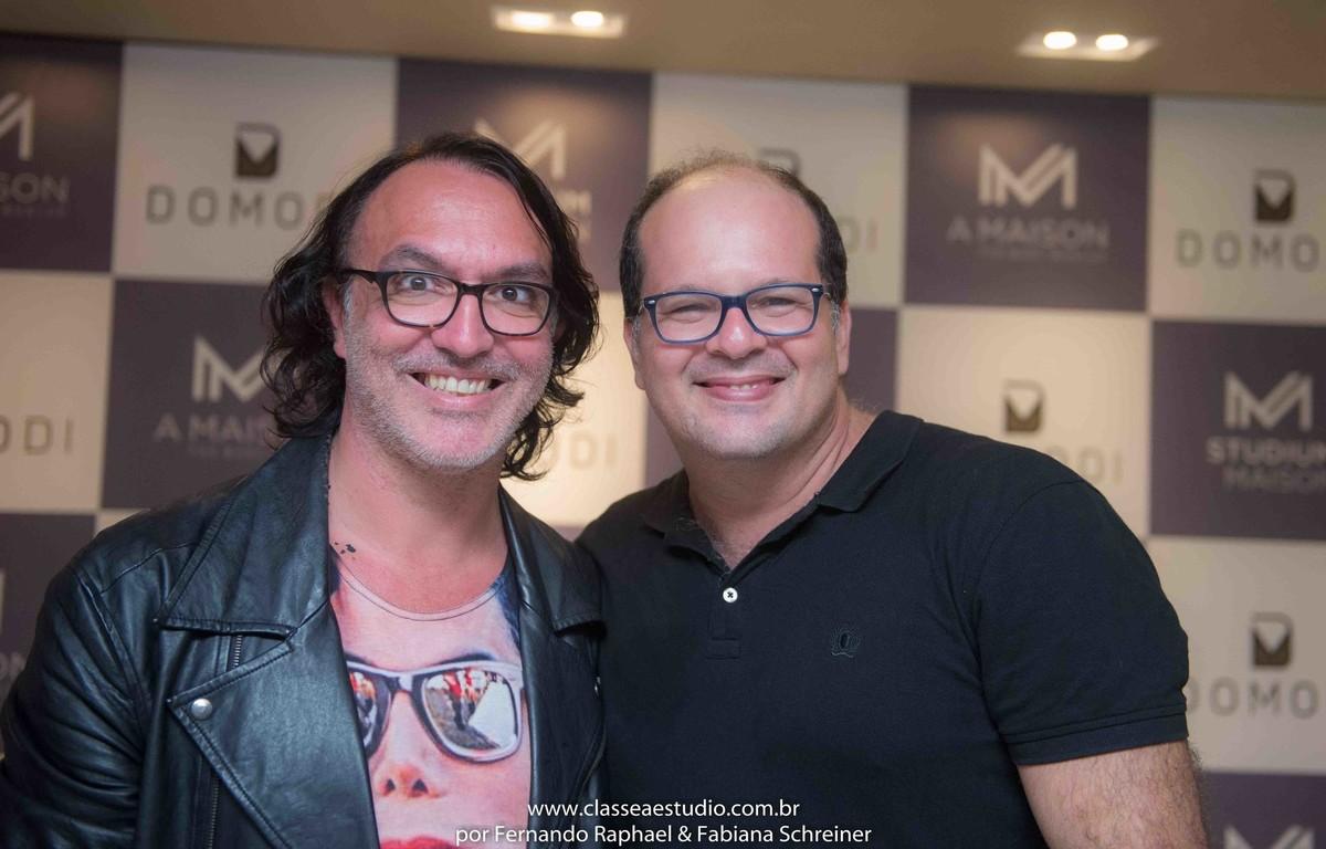 Nestor Madenes e Fernando Raphael