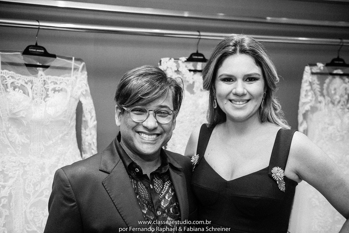 Mary Mansur e Romildo Alves