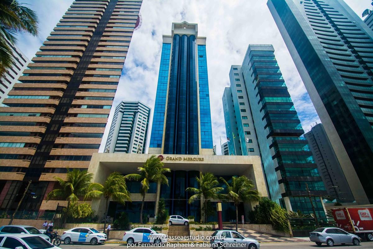 salão de noivas e festas wedding day no Hotel Grand Mercure Recife Atlante Plaza