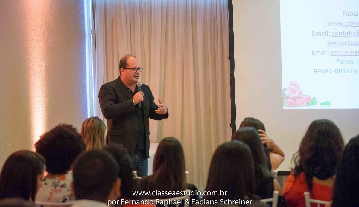 workshop para cerimoniais wedding day com Fernando Raphael