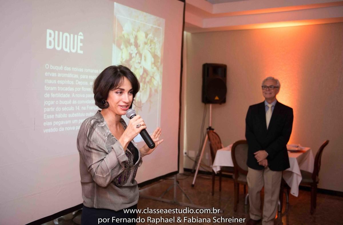 workshop para cerimoniais wedding day com Claudia Matarazzo e Mario Ameni