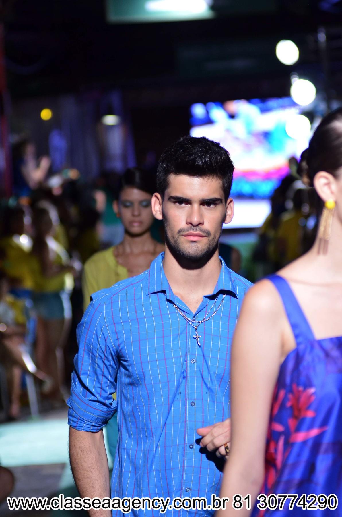 cobertura fotográfica de desfile de moda