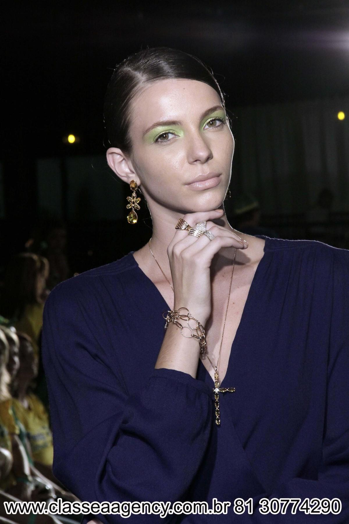 modelos para desfile de moda