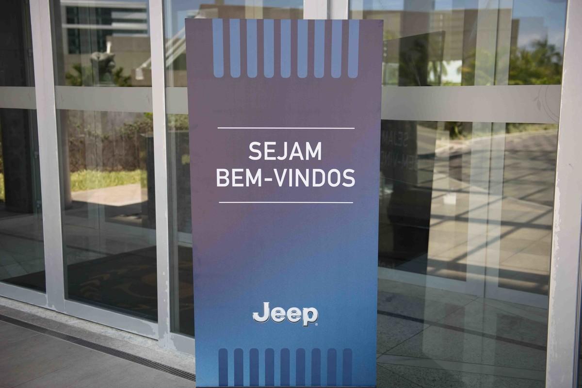 Evento da Jeep