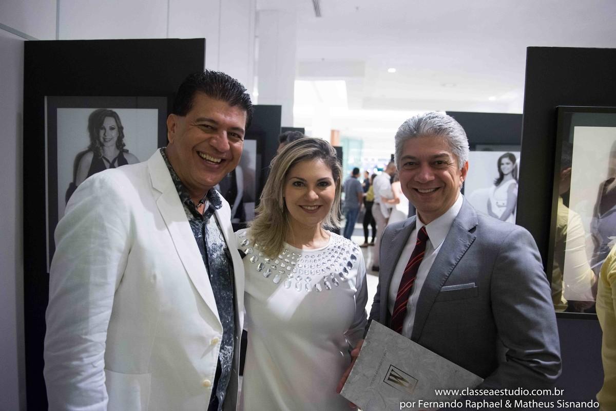 Marcos Sales e Rhaldney Santos