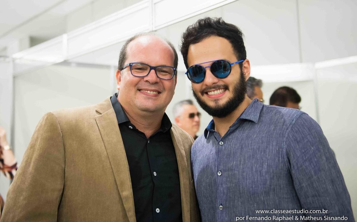Fernando Raphael e Matheus Sisnando