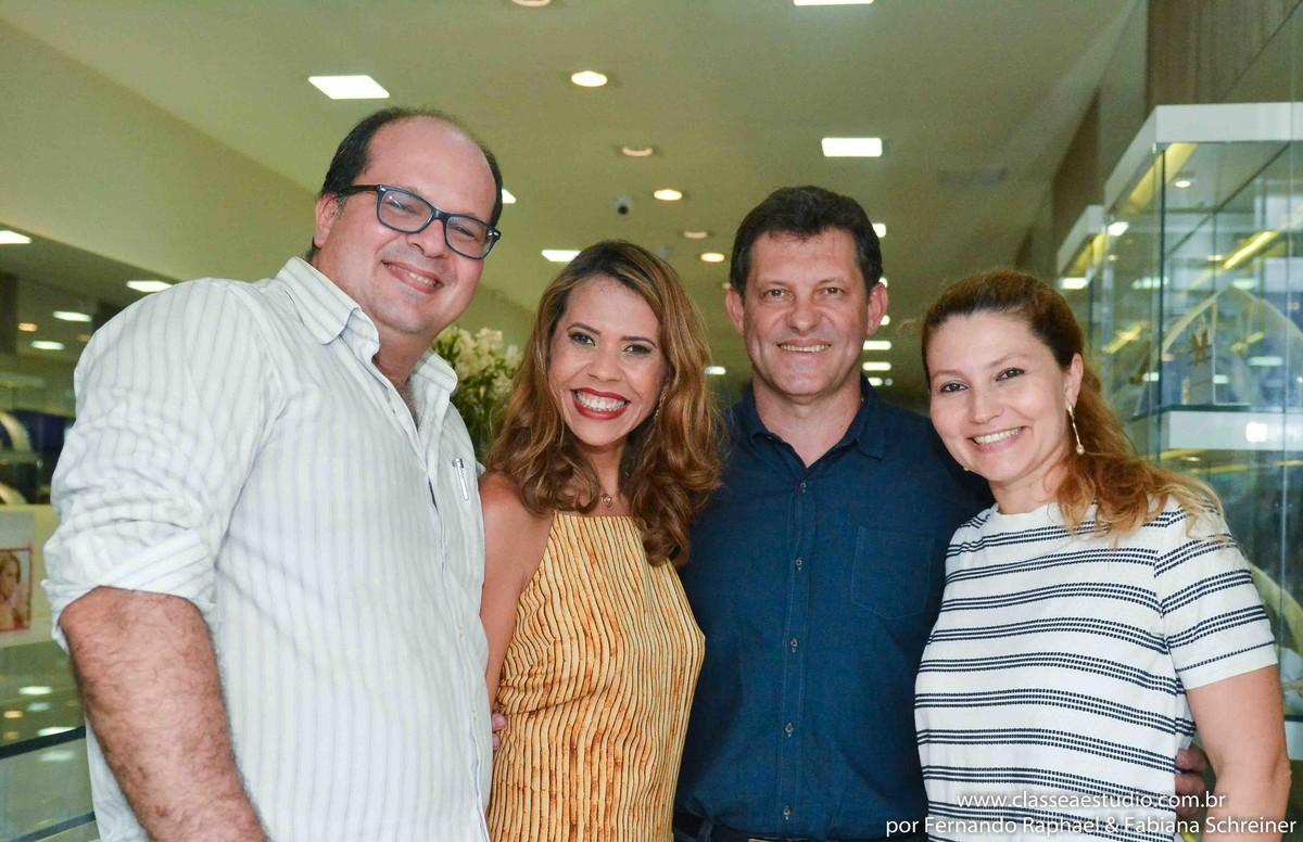 Fernando Raphael, Alcindo Marsaro, Jo Marsaro e Fabiana Schreiner Cobertura fotográfica de eventos