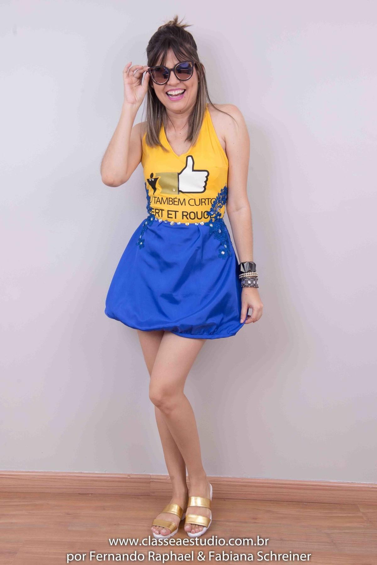 blogueira Flavita Mirella