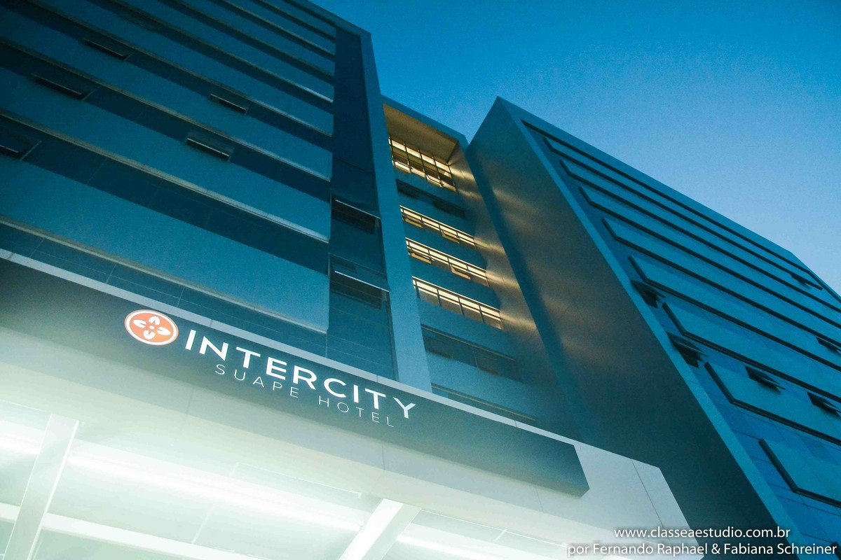 hotel intercity suape