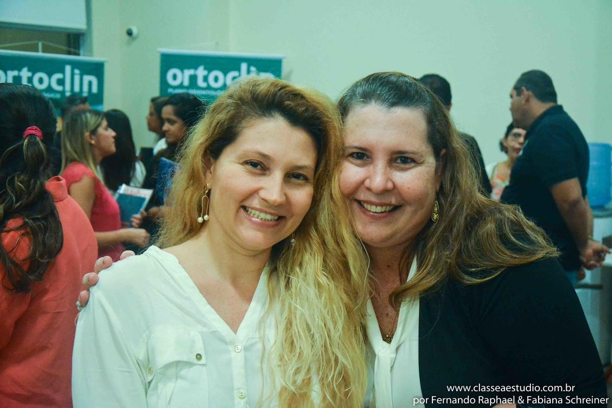 Fabiana Schreiner e Fernanda Bergamo