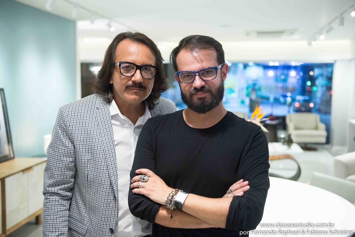 Augusto Werner e Leo Silva