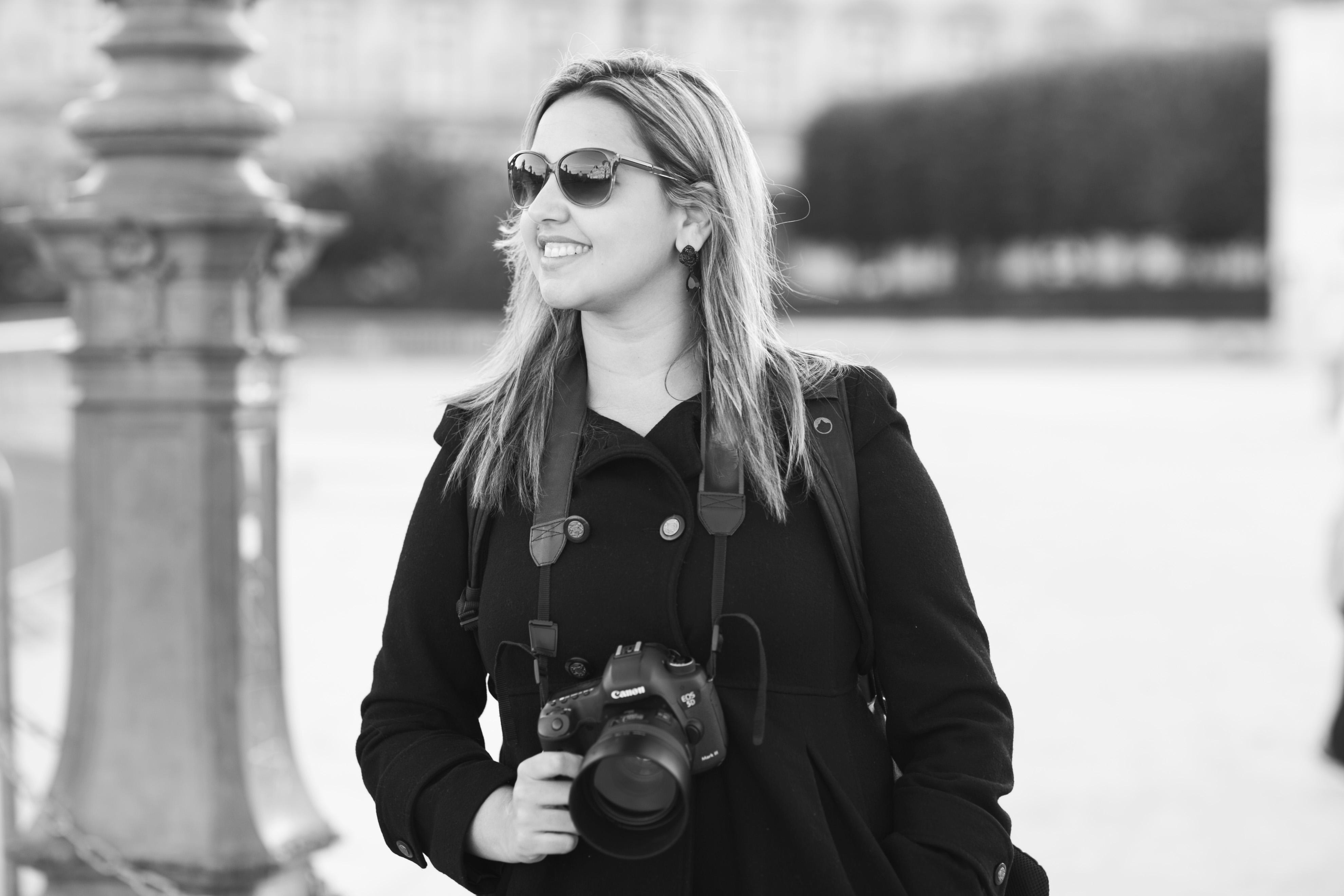 Sobre Raquel Farias - Fotografia