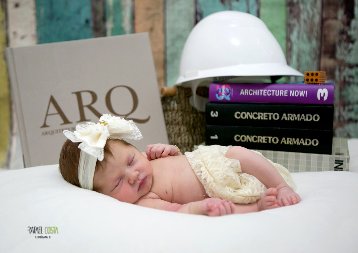 Foto de Newborn Cecília