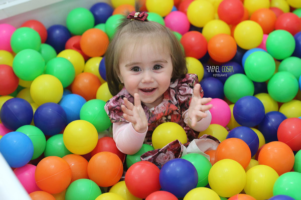 Aniversário Infantil de Maísa - 1 aninho