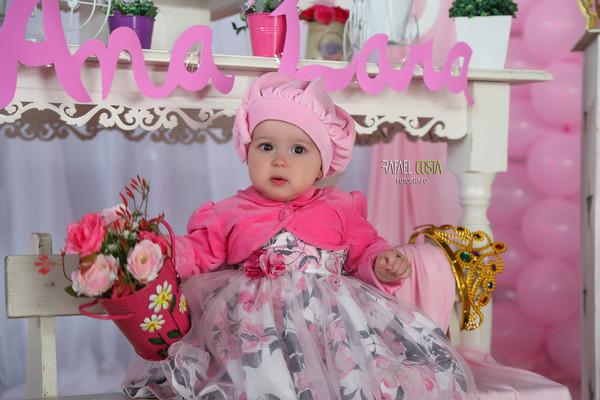 Aniversário Infantil de Ana Lara