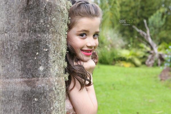 Ensaio Fotográfico de Giovanna