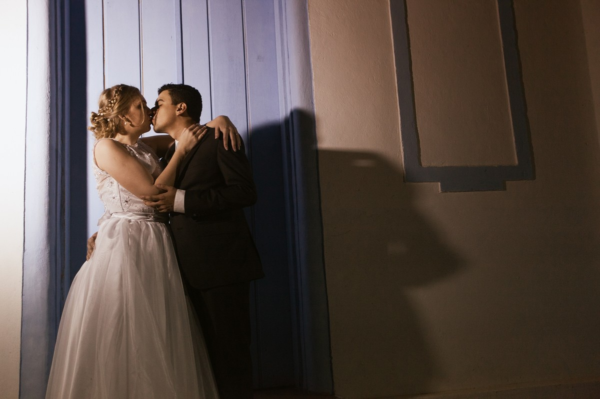 Foto de Júlia e Raphael