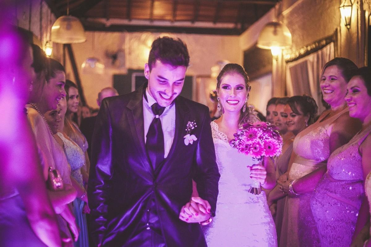 Foto de Brendha e Davi