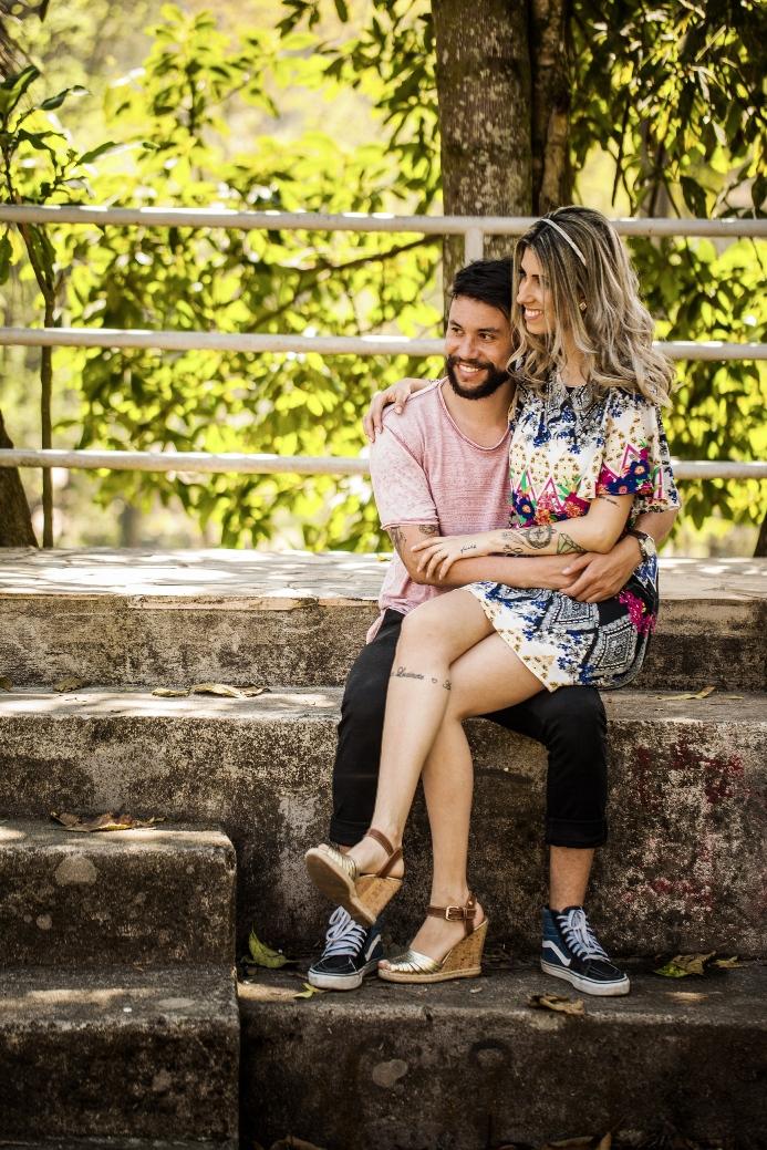 Foto de Patrícia e Paulo