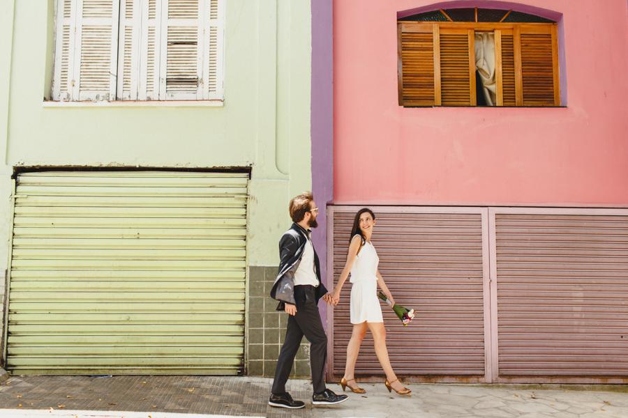Foto de Clara e Guilherme -