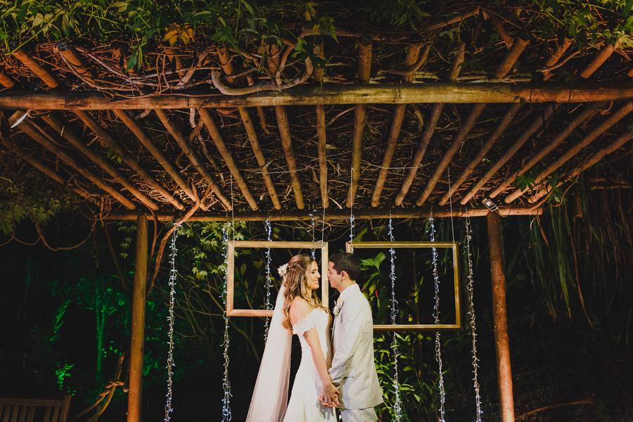 Foto de Maria Victoria e Bernardo