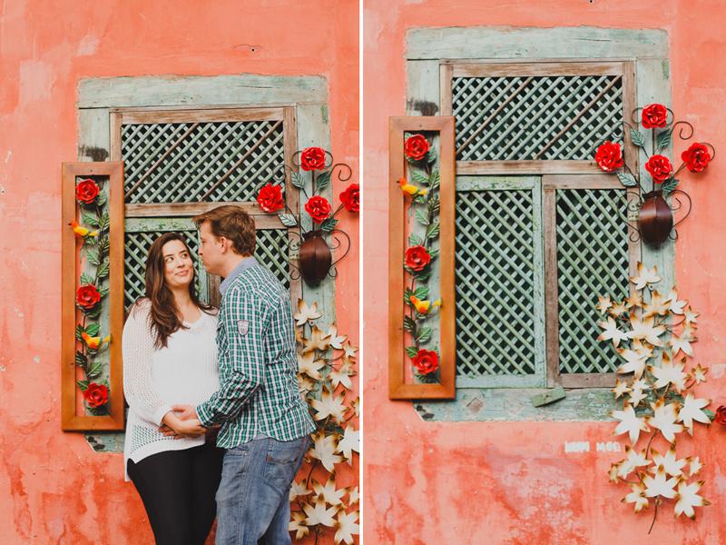 Foto de Natália e Ricardo
