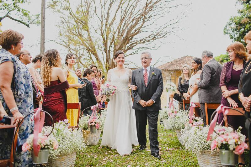 Foto de Luiza e Daniel